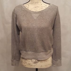 New Without Tags Gray Sweatshirt. Grey Swe…